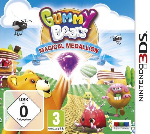 NBG EDV Handels & Verlags GmbH Gummy Bears - Magical Medallion - [Nintendo 3DS]
