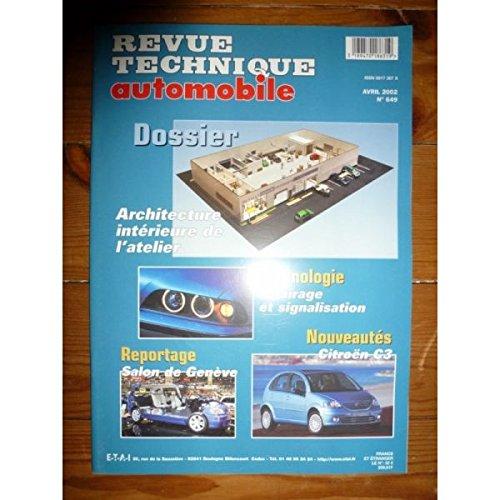 Rta-revue Techniques Automobiles - Salon Geneve Revue Technique