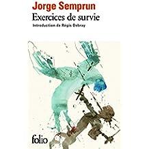 Exercices de survie (Folio t. 5712) (French Edition)