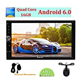 "Best EinCar Camera For Cars - Eincar HD 7"" Marshmallow Android 6.0 Car Radio Review"