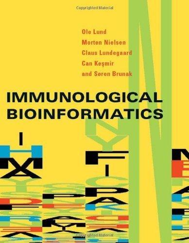 Immunological Bioinformatics (Computational Molecular Biology) by Lund, Ole, Nielsen, Morten, Lundegaard, Claus, Kesmir, Can, (2005) Hardcover