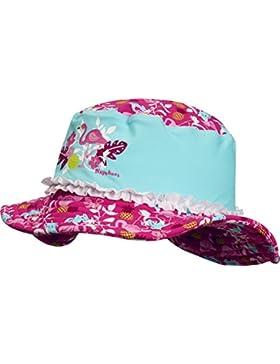 Playshoes UV-Schutz Sonnenhut, Bademütze Flamingo, Sombrero para Niñas