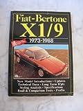 Fiat Bertone X1/9, 1973-88
