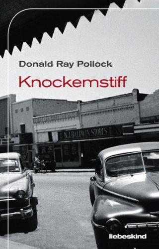 Buchseite und Rezensionen zu 'Knockemstiff' von Donald Ray Pollock