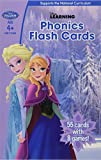Frozen: Phonics Flash Cards (Disney Learning)