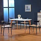 ZfgG Nordic minimalistischen chinesischen Esszimmer Stuhl Rückenlehne Stuhl Moderne minimalistische Home Studie Zimmer Verhandlung Stuhl Stuhl Horn Stuhl Frühstück Barhocker