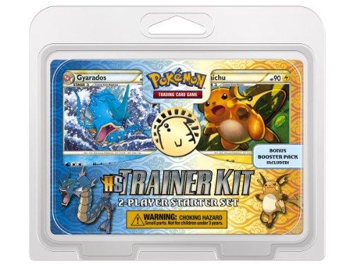 Pokemon HeartGold Soulsilver Trainer Kit (Silber Pokemon-karte)