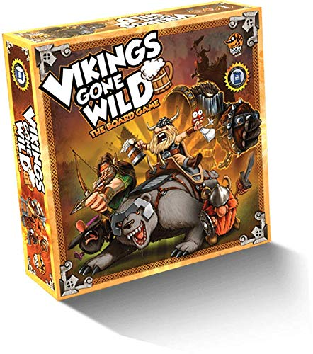Lucky Duck Games LKY001 Vikings ...