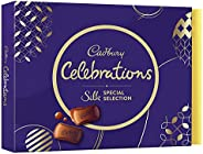 Cadbury Celebrations Silk Special Selection Gift Pack, 360 g