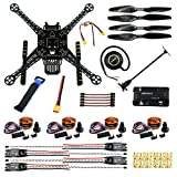 CS PRIORITY DIY GPS Drone Racer APM 2.8 Flight Controller S600 4-Axis Unassembled Quadcopter Kit with Landing Gear