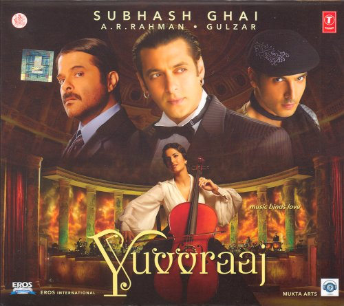 A. R. Rahman;Gulzar - Yuvvraaj - CD (2008) - A R Rahman for sale  Delivered anywhere in UK