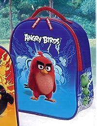 Angry Birds - Mochila infantil escolar