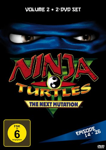 Ninja Turtles - The Next Mutation Vol. 2 [2 DVDs]