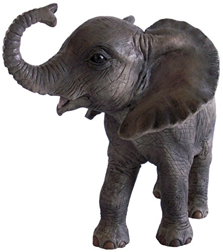 Baby African Elephant Statue From Leonardo 'Out Of Africa' Collection - Realistic...