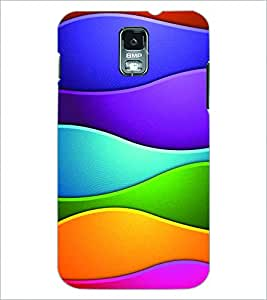 PRINTSWAG COLORFUL PATTERN Designer Back Cover Case for SAMSUNG GALAXY S5 MINI