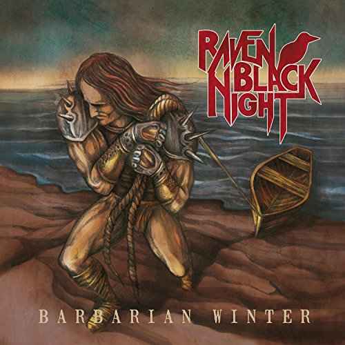 Raven Black Night: Barbarian Winter (Audio CD)