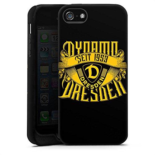 Apple iPhone 7 Silikon Hülle Case Schutzhülle SG Dynamo Dresden Bundesliga Fußball Fanartikel Tough Case matt