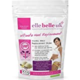 Ultimate Meal Replacement Shake For Women - Delicious Vanilla Flavoured Low Calorie Slim