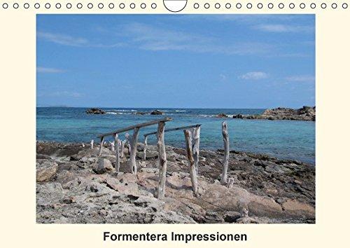 Formentera Impressionen (Wandkalender 2017 DIN A4 quer): Formentera ist als zweitkleinste Insel ein wahres Paradies im Mittelmeer. (Monatskalender, 14 Seiten ) (CALVENDO Orte)