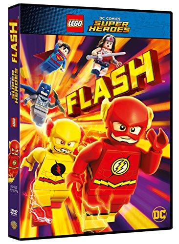 Lego Dc Super Heroes: Flash [DVD]