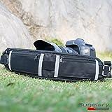 Kamera gurt, Sugelary Schnellverschluss Schwarz Kamera Tragegurt Schultergurt Kameragurt für Canon Nikon Sony Fujifilm Olympus DSLR SLR (F-3) Vergleich