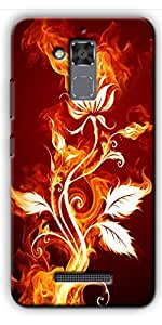 DigiPrints High Quality Printed Designer Soft Silicon Case Cover For Asus Zenfone 3 Max ZC520TL