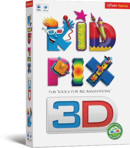 Kid Pix 3D (Mac) (Kid Pix)