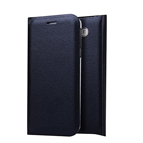 Ascari PU Leather Wallet Flip Case Cover Card Slot Stand Coque Phone Cases for Micromax Canvas Mega 2 Q426