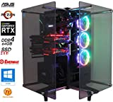Snogard Ultra Gaming ryzen AMD threadripper 1950x 16Core 2x 1TB M.2SSD 2x AMD RX Vega 64Go DDR4X399Chipset Windows 10Pro Gamer PC...