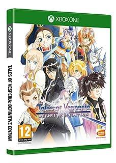 Tales of Vesperia: Definitive Edition - Complete - Xbox One [Importación italiana] (B07DNQLDSC) | Amazon Products