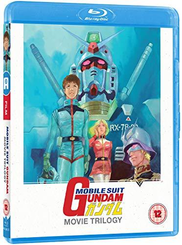 Mobile Suit Gundam Movie Trilogy [Standard Edition] [Blu-ray]