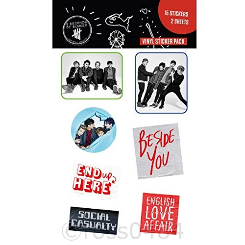 sticker-pack-5-seconds-of-summer-band-sos