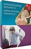 Adobe Photoshop Elements 13 & Premiere Elements 13 Student and Teacher englisch