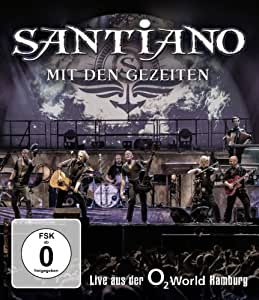 Santiano - Mit den Gezeiten/Live aus der o2 World Hamburg [Blu-ray]
