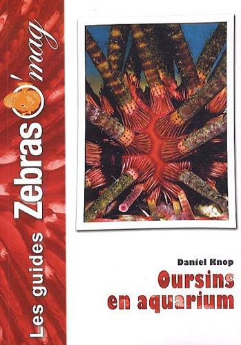 Les Oursins en aquarium: Soins et reproduction