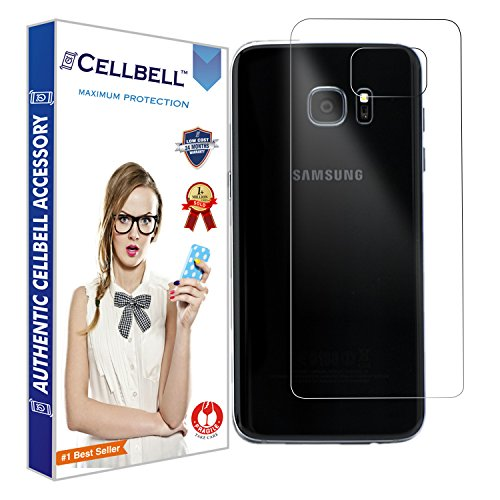CELLBELL® Samsung Galaxy S7(back- nano) Screen Protector With FREE Installation...