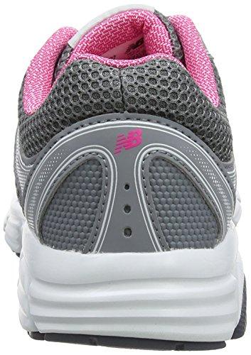 New Balance Ladies W460v2 Scarpe Da Corsa Grigio (grigio / Rosa)