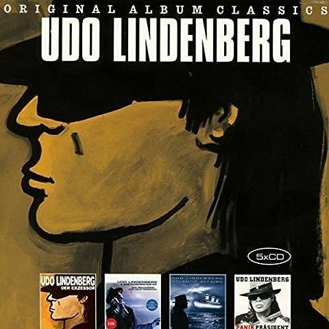 Original Album Classics (Udo Lindenberg Cds)