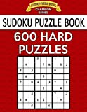 Sudoku Puzzle Book, 600 HARD Puzzles: Single Difficulty Level For No Wasted Puzzles: Volume 19 (Sudoku Puzzle Books Champion Series)