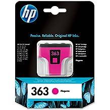HP C8772EE - Cartucho de tinta HP 363, color magenta