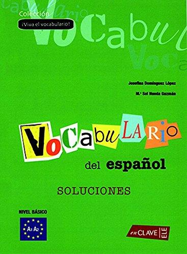 Viva el Vocabulario! Nivel básico: Soluciones, A1-B1 (Helbling Verlag)