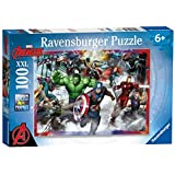 Ravensburger Marvel Avengers Assemble XXL 100pc Jigsaw Puzzle by Ravensburger