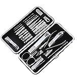 NNNQO Kit di Attrezzi per Pedicure per Tagliaunghie per Tagliaunghie,Set Manicure E Pedicure Manicure Pedicuredrill Kit per Unghie Acriliche Tagliaunghie di Alta Precisione Manicure