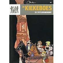 De potloodmummie (De Kiekeboes, Band 102)