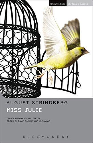 Miss Julie (Methuen Student Editions)