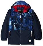 O'Neill Pb Hubble Jacket Blouson de Ski Garçon, Blue Aop, FR : 14 Ans (Taille Fabricant : 164)