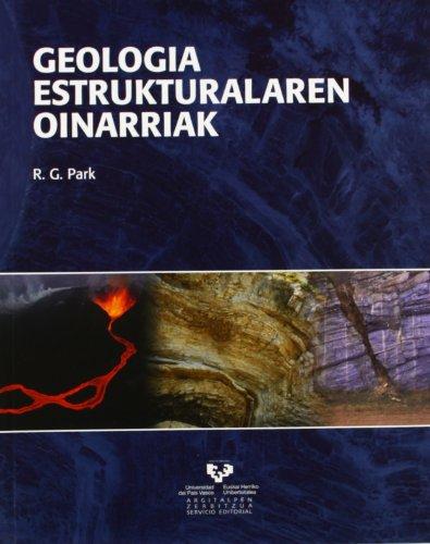 Geologia estrukturalaren oinarriak (Vicerrectorado de Euskara) por R. Graham Park
