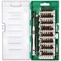 MUANI 60 in 1 magnetischer Schraubenzieher Set Elektronische Präzisions-Torx-Schraubendreher Kit Multi-Funktions-Telefon-Tablette... preisvergleich bei billige-tabletten.eu