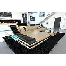 suchergebnis auf f r ecksofa mit led beleuchtung. Black Bedroom Furniture Sets. Home Design Ideas