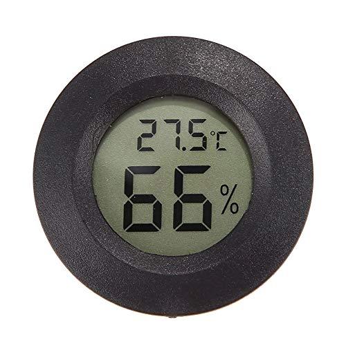 ZUEN 2 UNIDS Termómetro Digital de Refrigerador